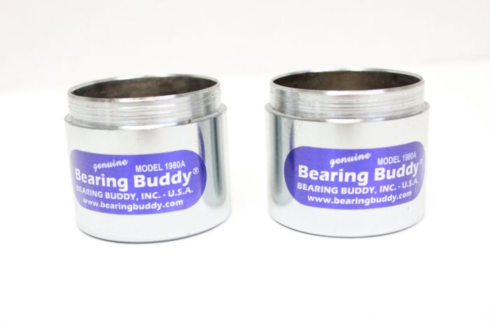 Bearing Buddy Chrome Plated Bearings Protector - Discount Inboard Marine
