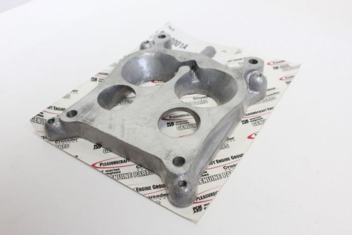Holley Carb Adapter With PCV Port R023001A