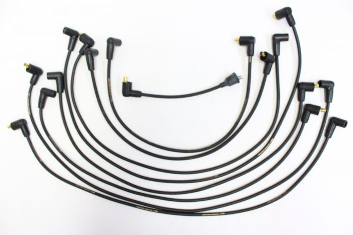PCM OEM Ignition Wire Set 7mm Ford 302 351 RA121008-9
