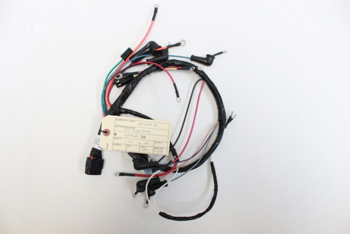 WIRE HARNESS, ELEC IGN FORD