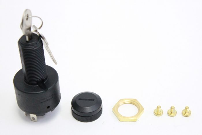 IGNITION SWITCH 3 POSITION/TERMINAL