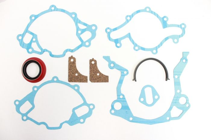 GASKET KIT, FRONT COVER AND SEAL 302/351