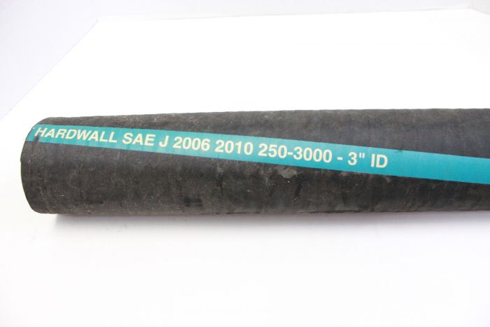 "3"" EXHAUST HOSE SOFTWALL NO/WIRE"