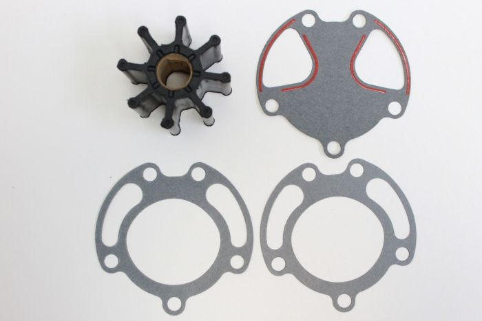 Mercruiser Impeller GM 3 Piece Housing SIE18-3087K (Gaskets Included)
