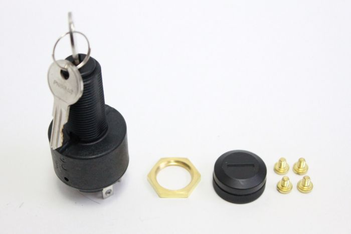 IGNITION SWITCH 4 POSITION/TERMINAL