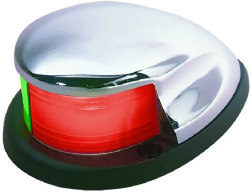 SeaChoice Bow Light | Bi-Color LED Stainless Steel - Discount Inboard Marine