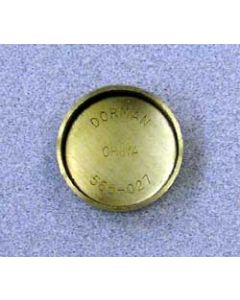 "Brass Freeze Plug 1-1/2"" Ford 351 302 