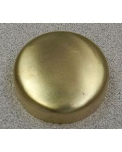 "Brass Freeze Core Plug 1-5/8"" GM