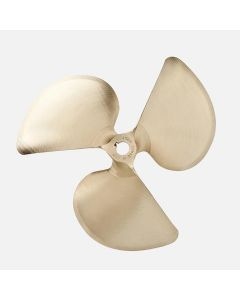 "ACME 843 13.00"" x 12.00"" Splined Left Hand Propeller 3 Blade - SKIDIM"