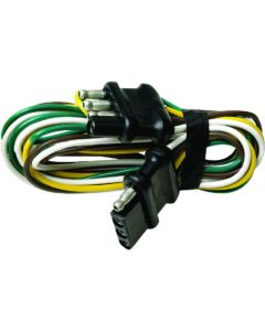 """48"""" Trailer Wire Harness Extension 5 Pole"""