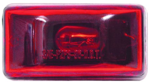 Sealed Marker Clearance Boat Trailer Light (Red) | 50-52531 - Discount Inboard Marine