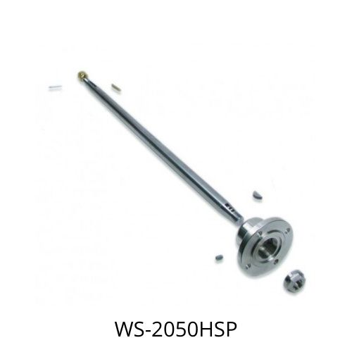 """A.R.E. Drive Shaft System 1-1/8"""" SPLINED 5"""" INV. Coupler - Discount Inboard Marine"""