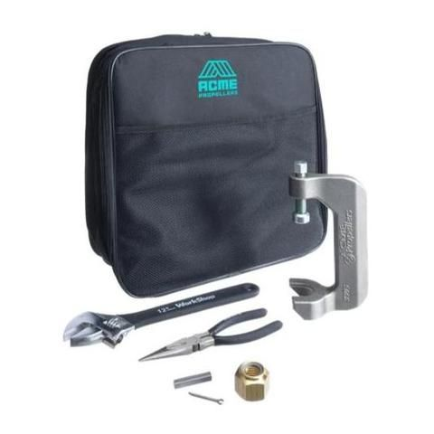 Acme Soft Case Prop Saver w/C-Clamp and Tools   Buy It From Discount Inboard Marine