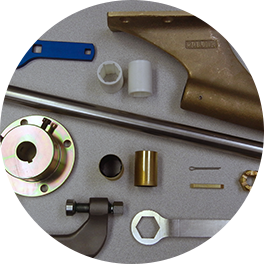 Shaft Hardware / Tools